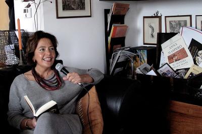 Anna Maspero_IntervistaRadio_2015