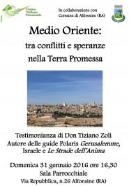 Tiziano Zoli_Medio oriente